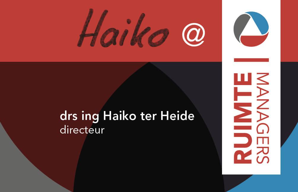 Haiko ter Heide