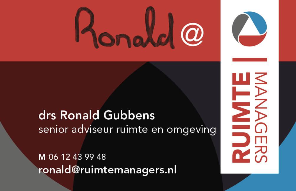 Ronald Gubbens