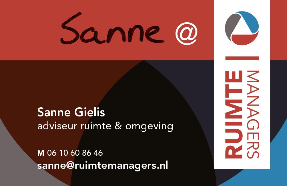 Sanne Gielis